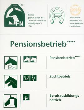 Zertifizierung der Deutschen Reiterlichen Vereinigung e.V.