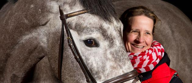 Elisabeth Zeitz - Pferdewirtschaftsmeisterin